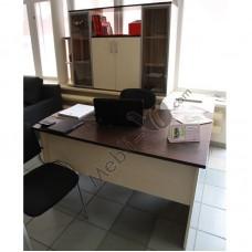 Распродажа с выставки в салоне набор офисной мебели Премьера