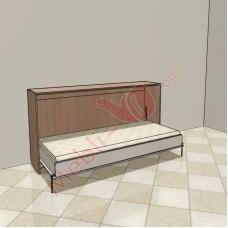 ГК 900 Шкаф-Кровать горизонтальная Алиса