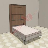ВК 1200 Шкаф-Кровать Алиса