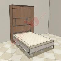 ВК 1400 Шкаф-Кровать Алиса