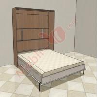 ВК 1600 Шкаф-Кровать Алиса