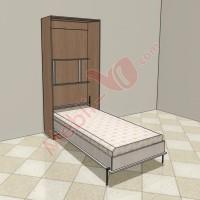 ВК 900 Шкаф-Кровать Алиса