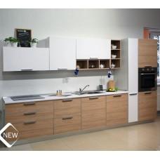 Кухня под заказ 3,6 Фасад МДФ Акрил и ДСП - Вариант 1 (за 1 м.п.)