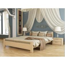 Кровать серии Эстелла - Афина (Массив) 160х190 см