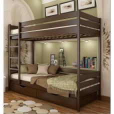 Кровать серии Эстелла - Дуэт (Щит) 80х190 см
