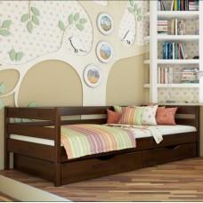 Кровать серии Эстелла - Нота (Массив) 80х190 см