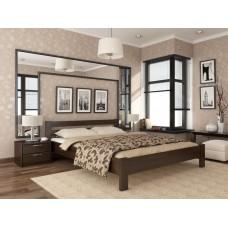 Кровать серии Эстелла - Рената (Массив) 80х190 см