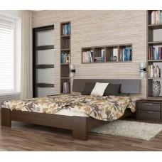 Кровать серии Эстелла - Титан (Массив) 180х190 см