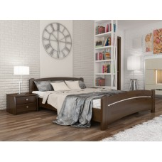 Кровать серии Эстелла - Венеция (Массив) 80х190 см