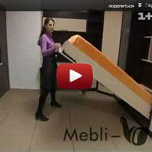 Видео-обзор шкаф кровати