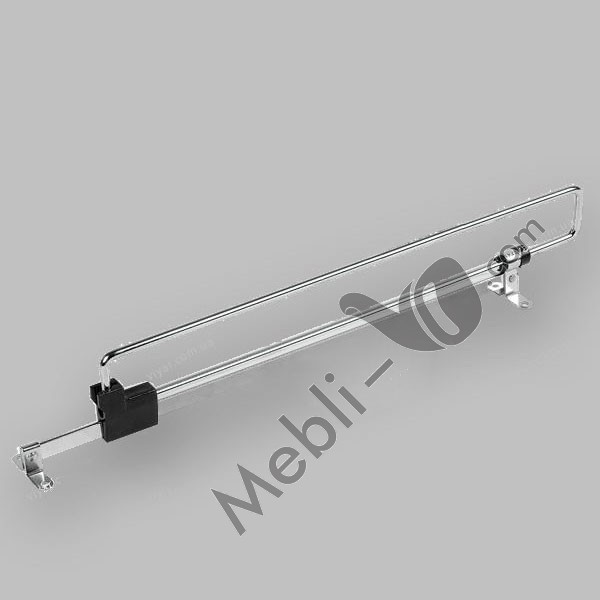 Выдвижной микролифт в шкаф-купе глубиной 450 мм